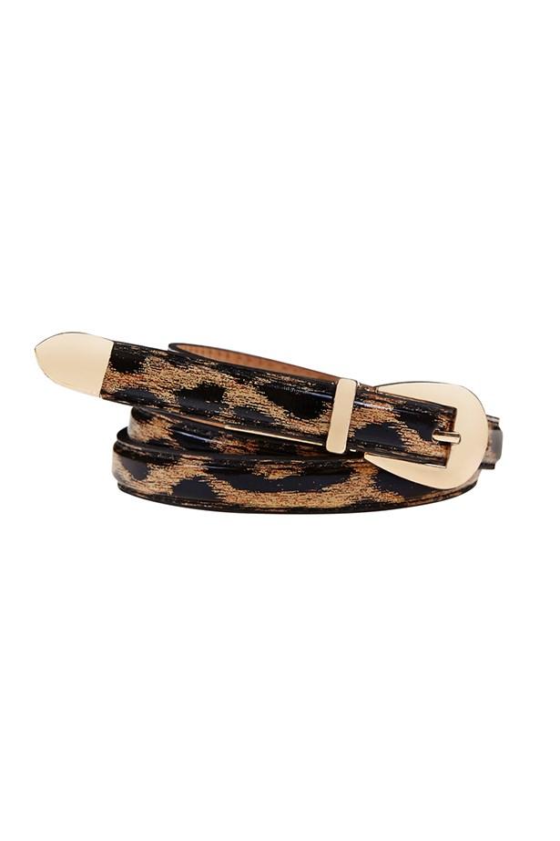 "Belt, $19.95, Sheike, <a href=""http://www.sheike.com.au"">sheike.com.au </a>"