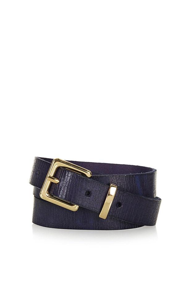 """Belt, $29, Topshop, <a href=""""http://www.topshop.com"""">topshop.com </a>"""