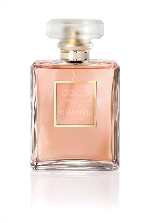 <strong>Carbohydrates = a 50ml perfume bottle</strong><br> The classic form of Chanel Coco Mademoiselle fragrance is a ladylike way to consider carbs – they should only fill a quarter of the plate, or about the size of a 50ml perfume bottle. <br> <em>Coco Mademoiselle, $159 for 50ml, Chanel, 1300 242 635</em>