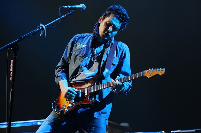 <strong><em>Paradise Valley</em> by John Mayer (out Aug 23) </strong><br>He's been largely absent from the music scene since his throat surgery last year, but this month John Mayer returns with his sixth studio album, Paradise Valley. (The name is plucked from a major river valley by the Yellowstone River in Montana, where he moved to recover post-operation.) Mayer teamed up with legendary producer Don Was for the album, and it's full of the bluesy, soulful vibes and artful guitar skills we love him for.