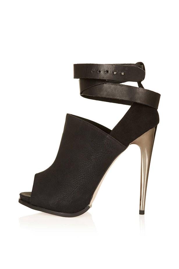 """Boots, $100, Topshop,<a href=""""http://www.topshop.com""""> topshop.com </a>"""