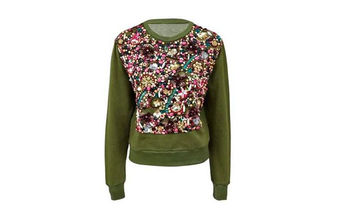 """Sweater, $132, ASOS, <a href=""""http://www.asos.com/au"""">asos.com/au</a>"""