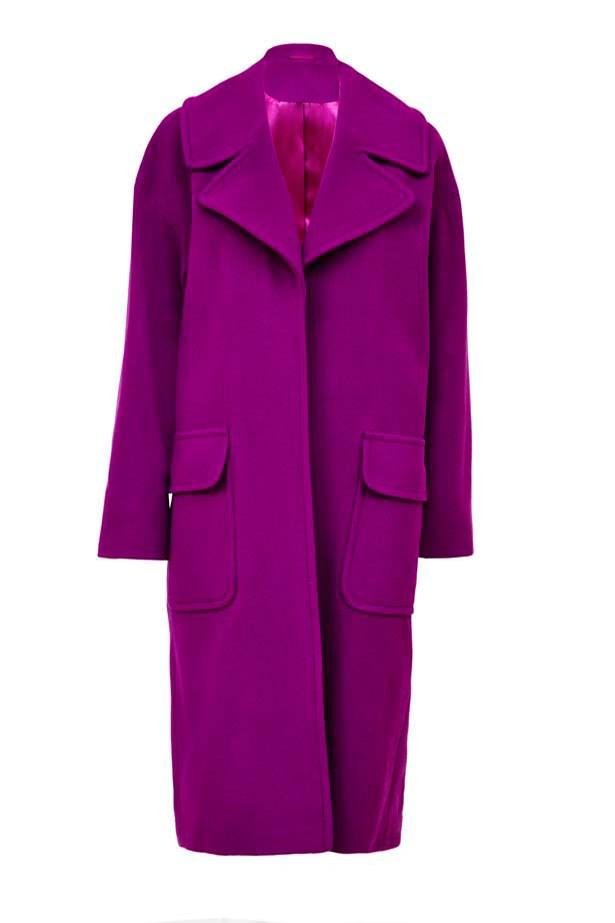 """Coat, $184, ASOS, <a href=""""http://www.asos.com/au"""">asos.com/au</a>"""