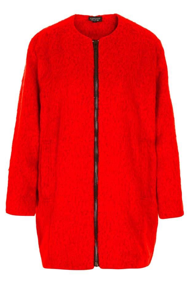 """Coat, $154, Topshop, <a href=""""http://www.topshop.com"""">topshop.com</a>"""