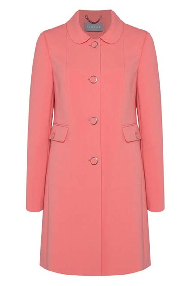 "Coat, $399, Jigsaw, <a href=""http://www.jigsawclothing.com"">jigsawclothing.com</a>"