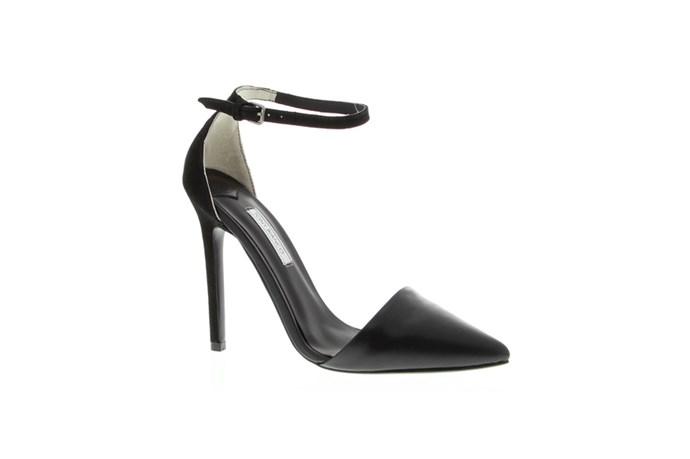 "Heels, $149, Tony Bianco, <a href=""http://www.tonybianco.com.au"">tonybianco.com.au</a>"