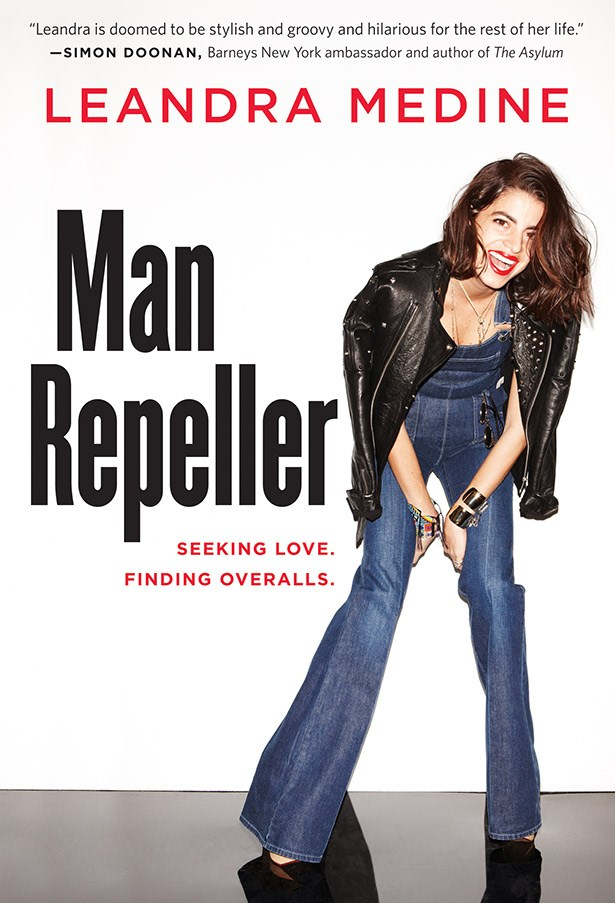 <strong><em>Man Repeller: Seeking Love. Finding Overalls </em>by Leandra Medine  </strong><br> For all her blog-loving bookworms, Leandra Medine – aka The Man Repeller – has written about her most significant life-moments through the lens of her signature sartorial choices. While this is a book for fashionistas about fashion, it also ticks a bit of a feminist box, too. Girl power.