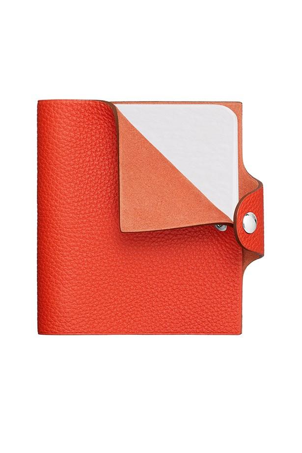 """Notebook, $355, Hermès,<a href=""""http://www.hermes.com""""> hermes.com</a>"""