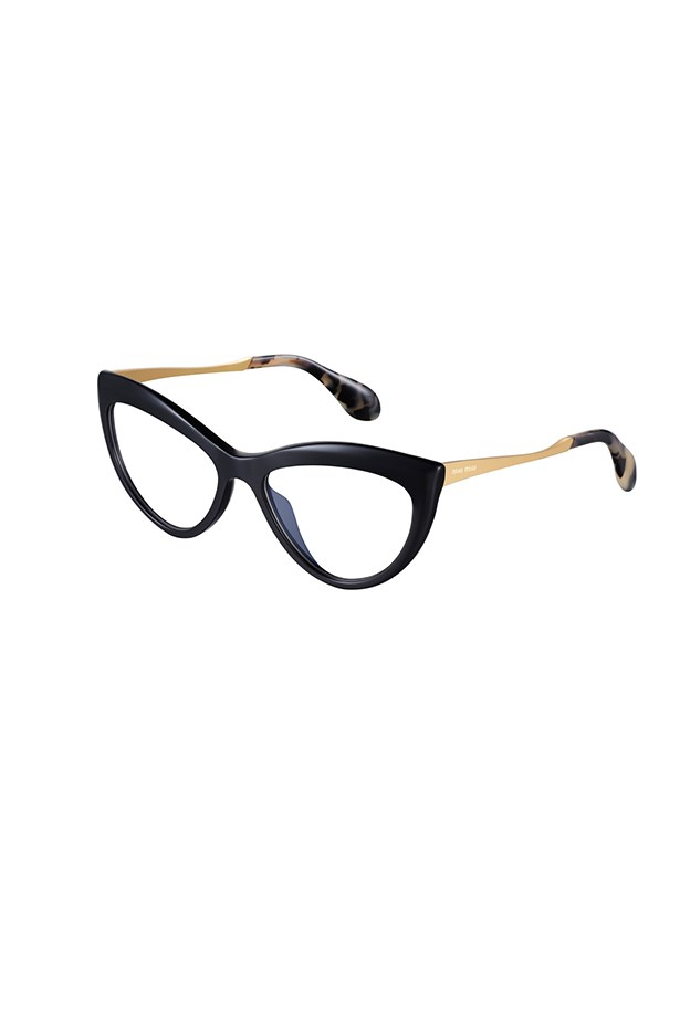 "Glasses, $399, Miu Miu opticals,<a href=""http://www.sunglasshut.com.au""> sunglasshut.com.au</a>"
