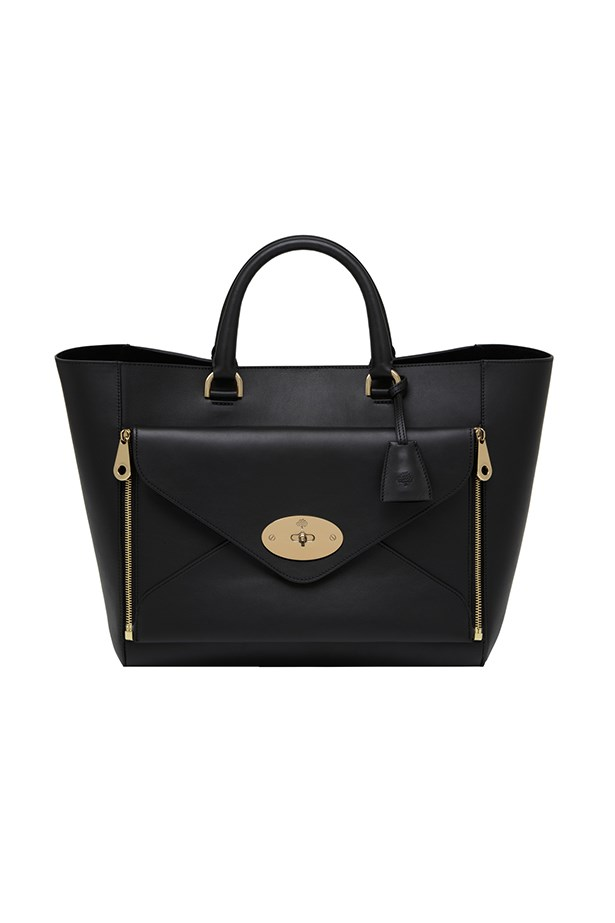 "Bag, $2,900, Mulberry, <a href=""http://www.mulberry.com"">mulberry.com</a>"