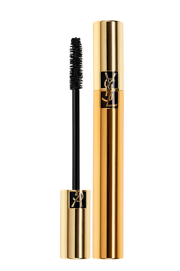 Get the look: Mascara Volume Effet Faux Cils in Blue, $52, Yves Saint Laurent, 1300 651 991