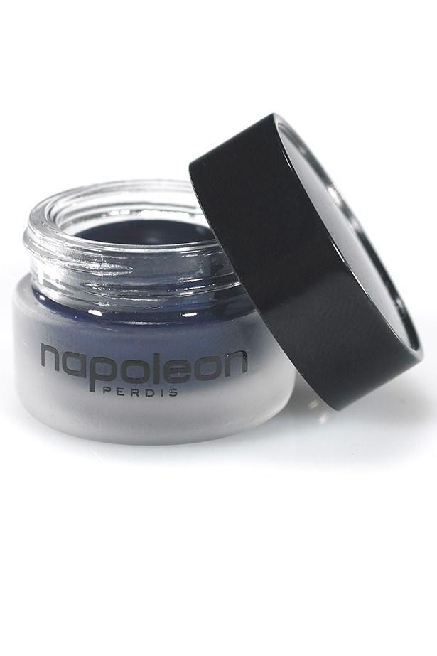 Get the look: China Doll Eyeliner in Blue, $35, Napoleon Perdis, napoleonperdis.com