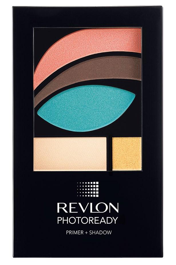 Get the look: PhotoReady Primer + Shadow, $25, Revlon, revlon.com.au
