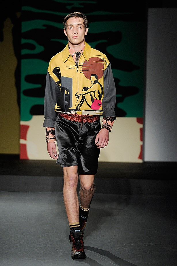 Prada Menswear SS14