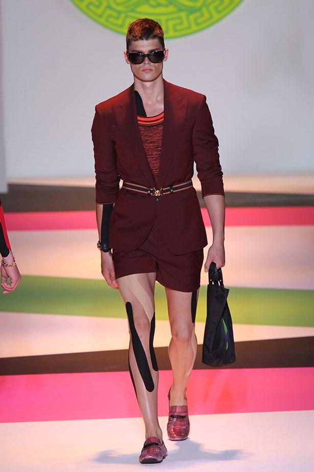 Versace Menswear SS14