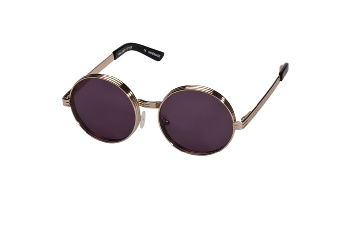 Sunglasses, $249, House of Holland, (02) 8303 7300