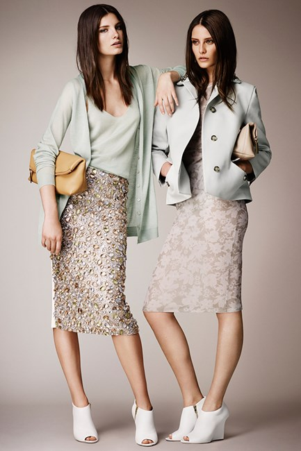 Burberry Prorsum Resort 14