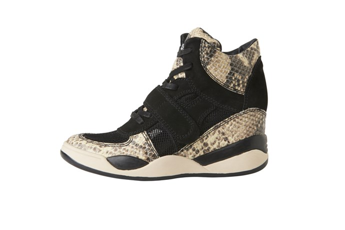 "Sneakers, $149, Windsor Smith, <a href=""http://windsorsmith.com.au"">windsorsmith.com.au</a>"
