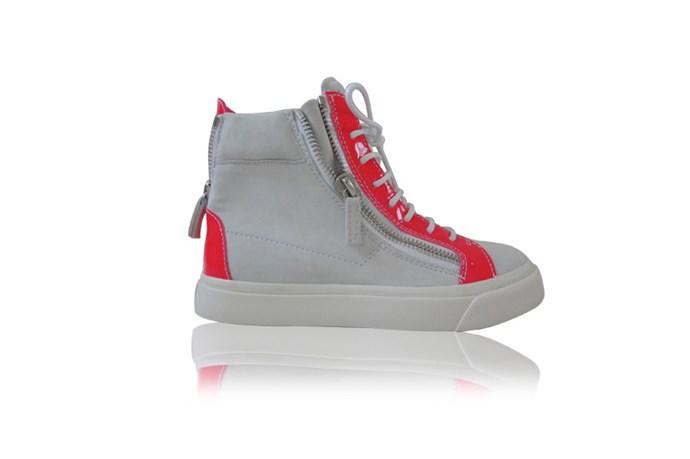 "Sneakers, $995, Giuseppe Zanotti, <a href=""http://www.misslouise.com.au"">misslouise.com.au</a>"