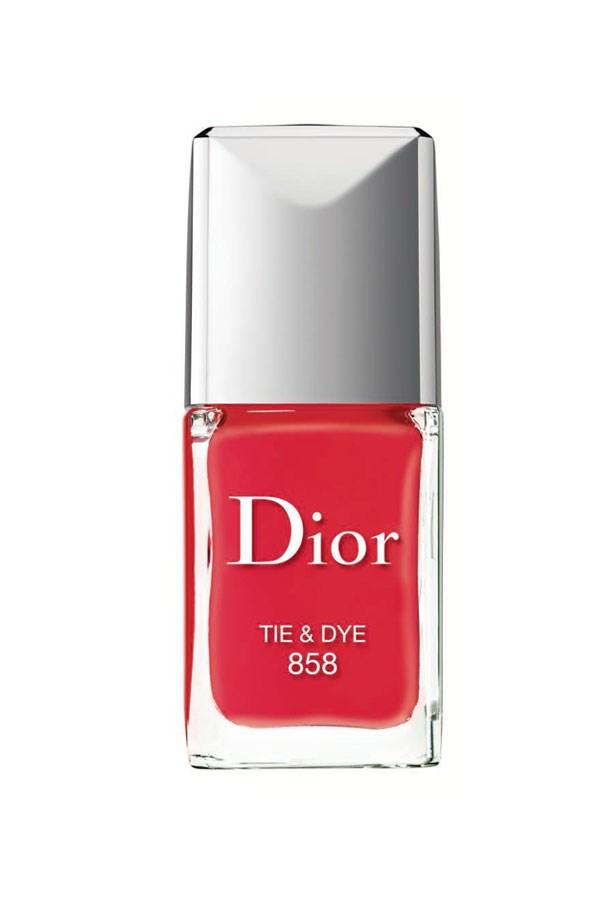 Dior Vernis in Tie & Dye, $39, Dior, (02) 9695 4800