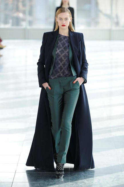Antonio Berardi autumn/winter 13-14