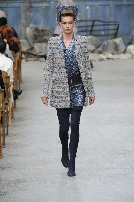 Chanel HC autumn/winter 13-14