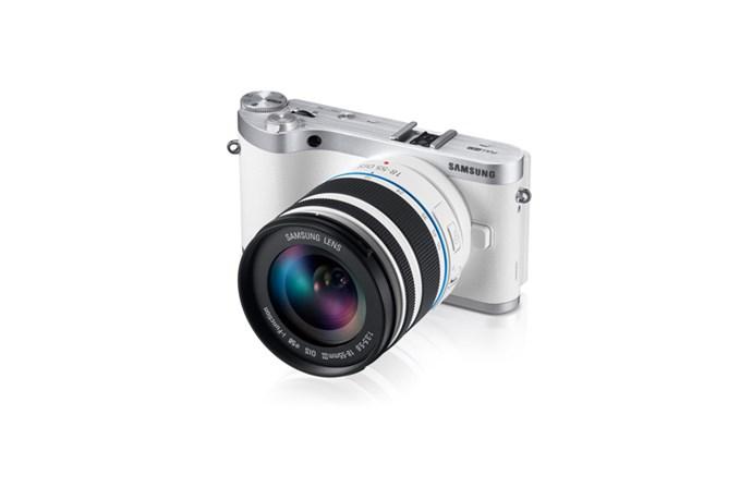 """NX300 Camera, $899, Samsung, <a href=""""http://www.samsung.com/au"""">samsung.com/au</a>"""