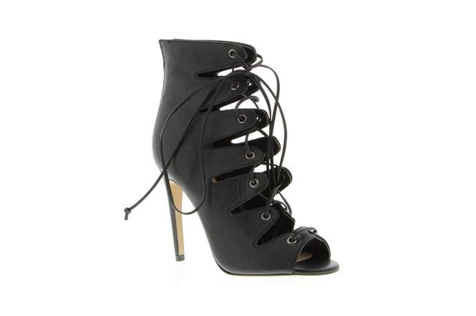 Heels, $190, Tony Bianco, tonybianco.com.au