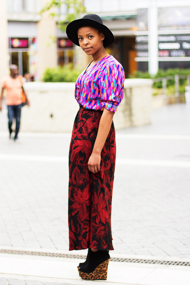 Street Style South Africa Elle