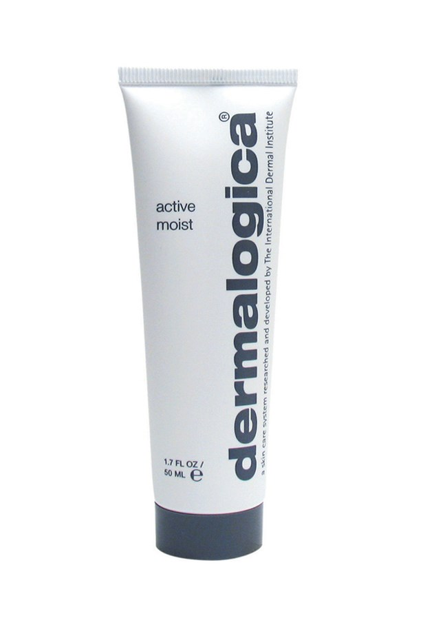 "<strong>Oil-free moisturiser</strong> <p>No one wants a greasy moisturiser sliding off their face when working up a sweat. Opt for oil-free and you'll never look back.</p> <p>Active Moist, $67.50, by Dermalogica, <a href=""http://dermalogica.com.au"">dermalogica.com.au </a></p>"