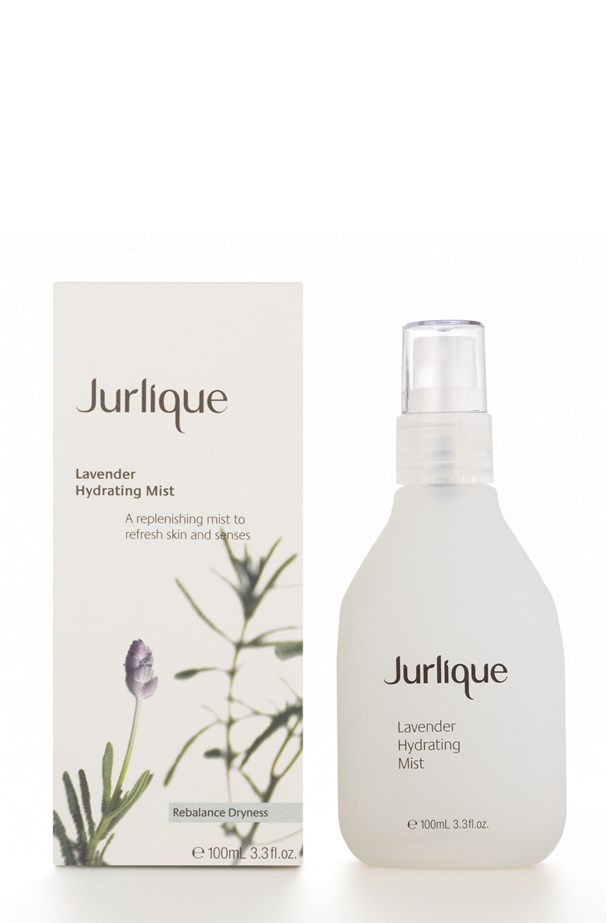 "<strong>Face mist </strong> <p>Cool off with a hydrating mist that not only gives you instant relief but works to tone, soothe and refresh the face. </p> <p>Lavender Hydrating Mist, $35, by Jurlique, <a href=""http://www.jurlique.com.au"">jurlique.com.au</a></p>"