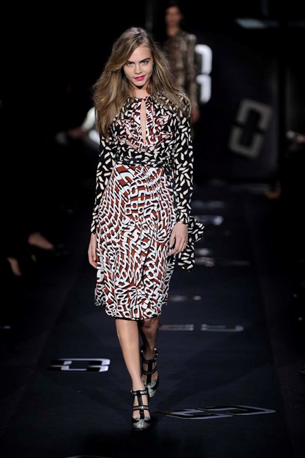 Diane von Furstenberg autumn/winter 13-14