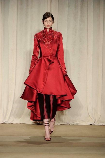 Marchesa autumn/winter 13-14