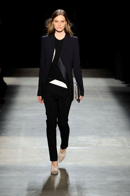 Narciso Rodriguez autumn/winter 13-14
