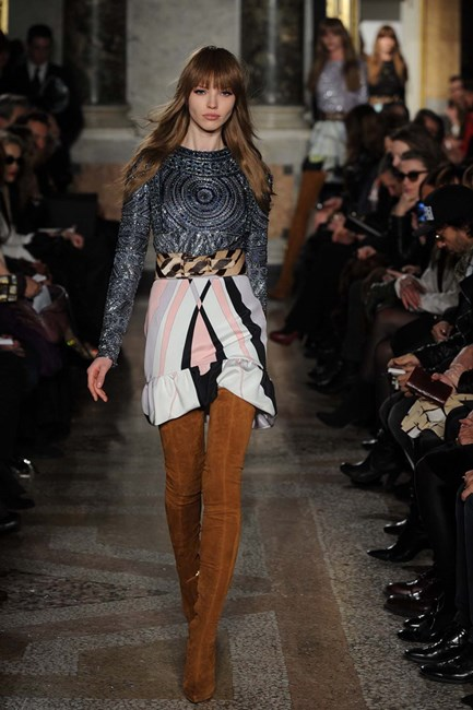 Emilio Pucci autumn/winter 13-14