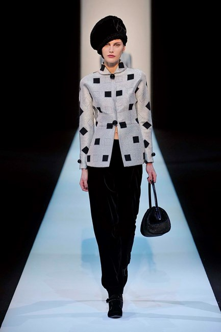 Giorgio Armani autumn/winter 13-14