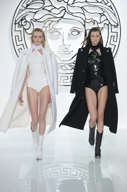 Versace autumn/winter 13-14