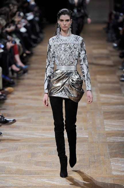 Balmain autumn/winter 13-14