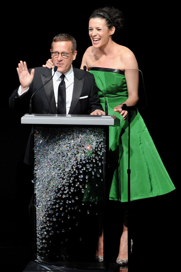 <strong>Scott Schuman and Garance Doré</strong> <p>No list of fashion couples could be complete without a mention of Mr and Mrs Blog. Our favourite thing is when they post about each other, or when they win a CFDA Award together.</p>