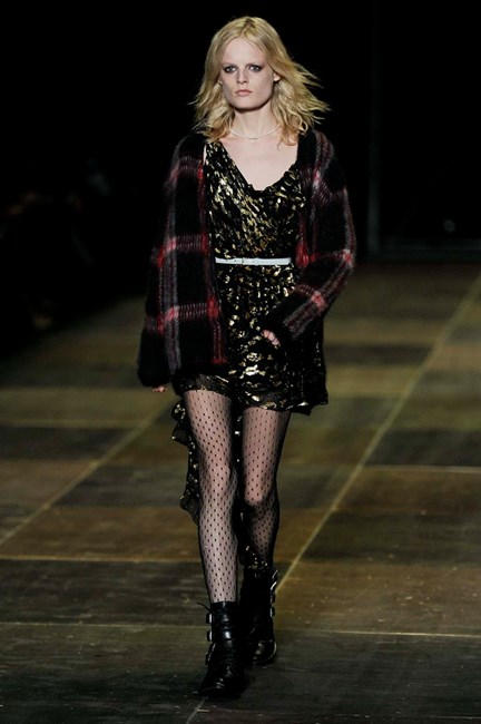 Saint Laurent autumn/winter 13-14