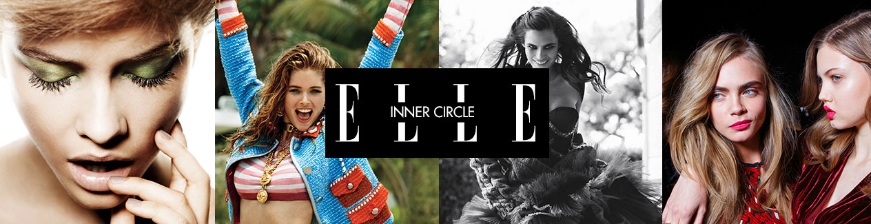 Join the ELLE Inner Circle