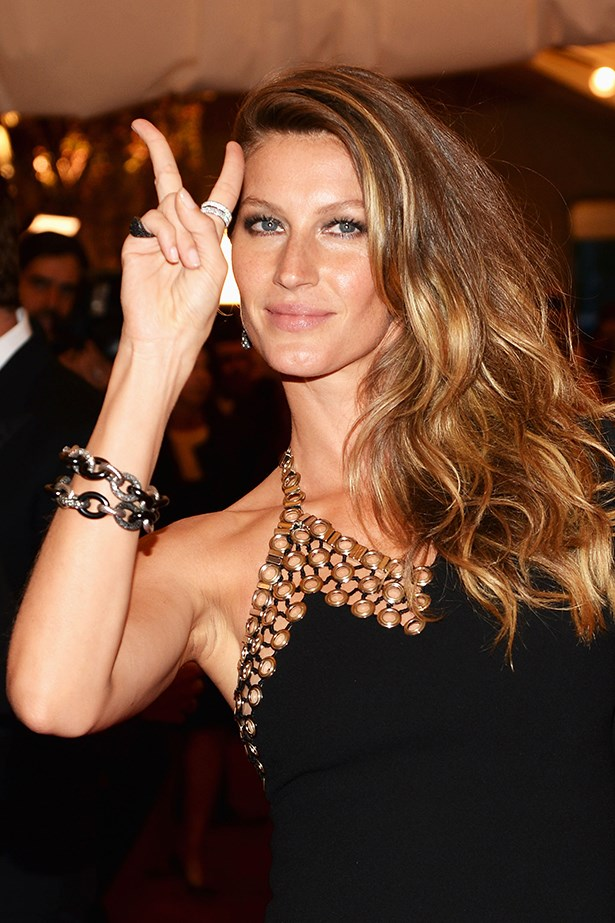 Brazilian supermodel Gisele Bündchen celebrated her seventh year at the top of the list by earning an estimated $42 million. The 33-year-old nabbed the top spot thanks to contracts with H&M and Chanel beauty, as well as her ongoing partnership with Brazilian footwear company Grendene and her cosmetics line, Sejaa.