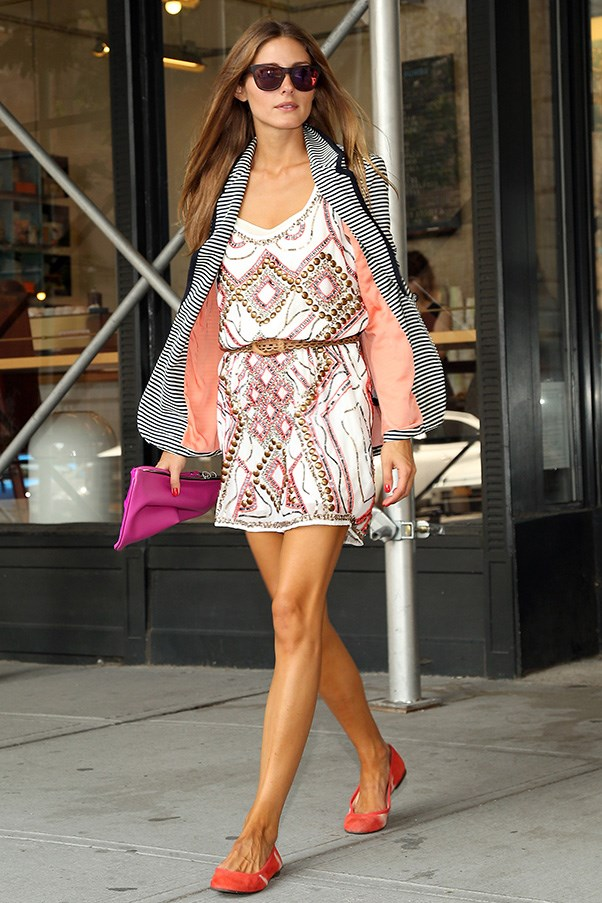 Olivia Palermo for One Dress A Day