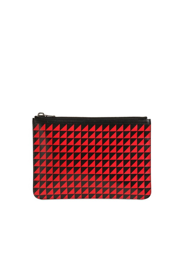 "Black and red purse, $537, Proenza Schouler, <a href=""http://www.luisaviaroma.com"">luisaviaroma.com</a>"