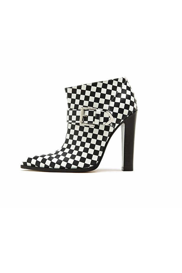 "Ankle boot, approx $1350, Altuzzara, <a href=""http://www.saksfifthavenue.com"">saksfifthavenue.com</a>"
