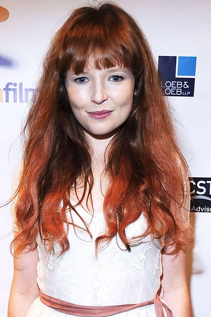 Stef Dawson will play Annie Crestia in the Hunger Games: Mockingjay