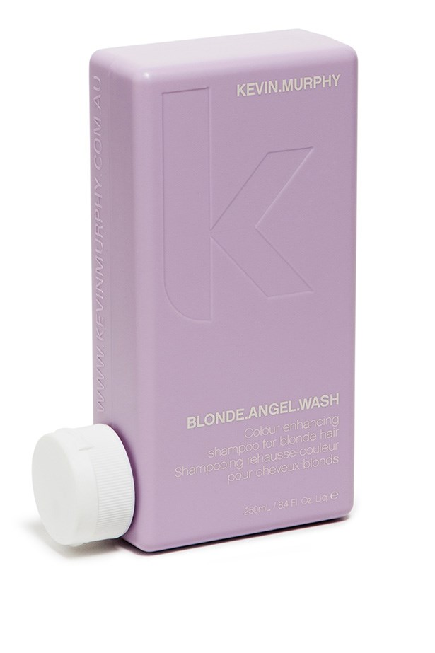 "Blonde Angel Wash, $32.95, Kevin Murphy, <a href=""http://kevinmurphy.com.au "">kevinmurphy.com.au </a>"