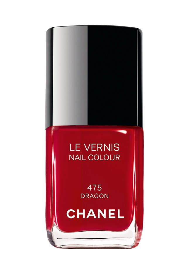 """<p><strong>Sophie Miura, syndication and bookings manager</strong></p> <p>""""It's the only red I've been able to find that's intense in colour and complements my olive skin. And it's perfect with strappy heels.""""</p> <p><em>Le Vernis in Dragon, $39, Chanel, 1300 242 635</em></p>"""