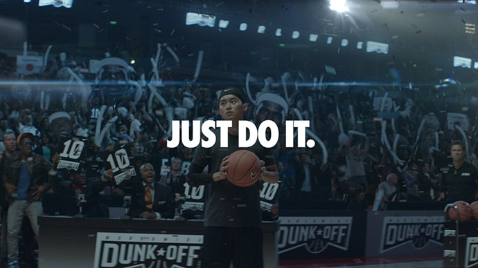 Nike's new campaign