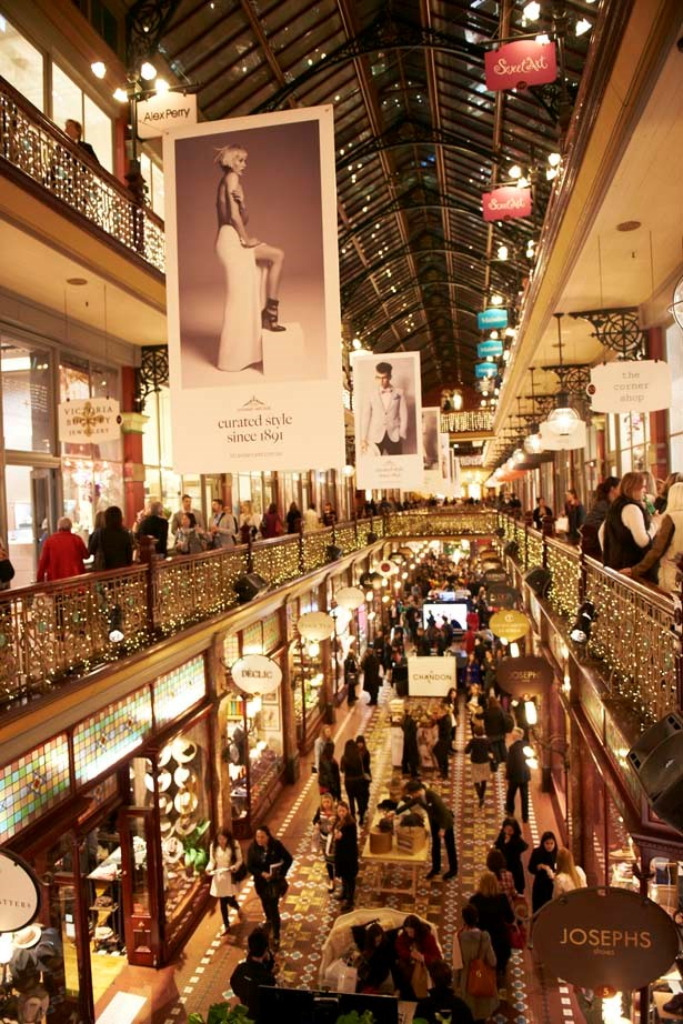 """The Strand Arcade returns with its annual """"Evening with Our Designers"""""""